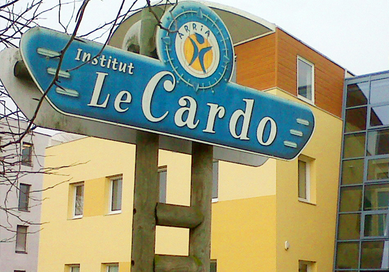 ITEP Le Cardo insigne