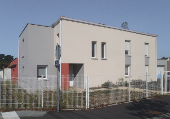 CAFS - CASSIM bâtiment