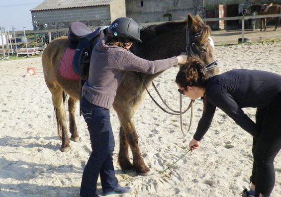 SESSAD ITEP équitation